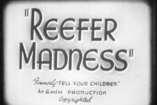 16MM FEATURE - REEFER MADNESS - 1936 - DOROTHY SHORT - KENNETH CRAIG