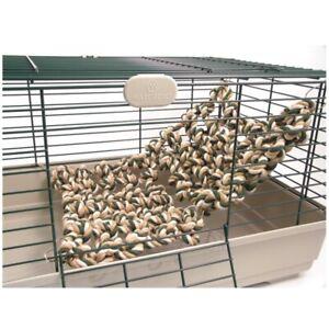 Boredom Breaker Rope Toys Cargo Net for Small Animal Rat Ferrets and Chipmunks