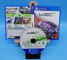 WRC 5 Rennspiel / Racing Game · PS4 PlayStation 4 · TOP Zustand · getestet & OVP