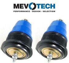 For Chevrolet GMC Isuzu Buick Saab Pair Set of Front Upper Ball Joints MK6664