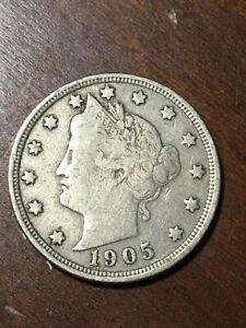 1905 Liberty Nickel Item 0219235