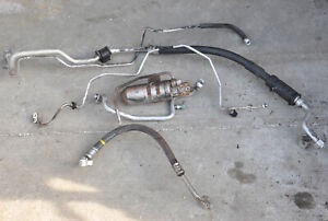 2003 Honda Civic Air Condition Lines AC Line Sets Air Conditioning Hoses