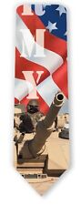 US ARMY TANK TIE NEW BY RALPH MARLIN 4776  s