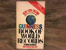 Guinness Book of World Records by Norris McWhirter  Bantam