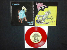 Liar - It Hurts/See You Again (red vinyl, gatefold cover incl. lyrics, 1989)