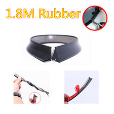 1.8M Car Front Windshield Panel Rubber Sealed Trim Strip For Replace Aging Seal