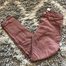 Childrens Place Girls Pink Jeans Size 14