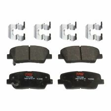 Disc Brake Pad Set-Premium Disc Brake Pad Rear TRW TPC1284