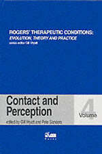 Contact and Perception (Paperback book, 2002)