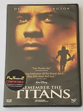REMEMBER THE TITANS DVD (#DVD01454)