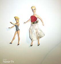 Barbie vintage dolls miniature Barbie collectibles