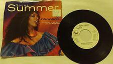 Donna Summer ~ State of Independence Love Breath Away Geffen 45RPM Record Vinyl