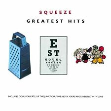SQUEEZE - GREATEST HITS: CD ALBUM (20 TRACKS) (1992)