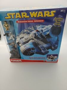 Star Wars Millennium Falcon Adventure 2002 Playskool Galactic Heroes NEW