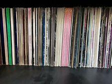 "Make your own size record lot Bulk vinyl records House/Techno/Trance 12"" Singles"