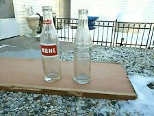 Set of 2 Vintage Nehi Beverages Bottles Patent. Mar 3, 1925  8 Oz. & Other