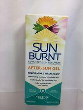 SunBurnt Advanced Sun Recovery After-Sun Gel Sun Burn 6 oz, 1/20 -1/21