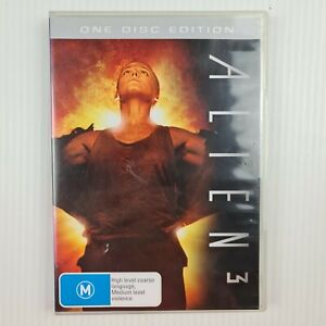 Alien 3 - Sigourney Weaver - Region 4 - TRACKED POSTAGE