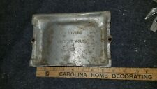 Vintage Six Lb. Skin Divers Belt Weight Mold For Lead Weights