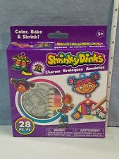 Shrinky Dinks Charms Activity 28 Piece Set 493G Alex Toy Craft