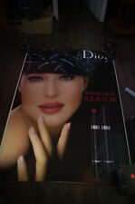 DIOR ROUGE MONICA BELLUCCI A 4x6 ft Bus Shelter Original Vintage Fashion Poster