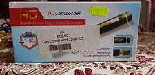 Spy Pen HD Camcorder High resolution 720P - 1080P New Boxed