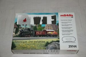 "Märklin Eisenbahn set ""DAMPF H0"