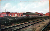 1913 Postcard: Kennedy Valve Manufacturing Company's Plant - Elmira, New York NY