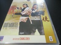 "DVD ""DUO MORTEL"" film Chinois de Chang CHEH / Shaw Brothers"