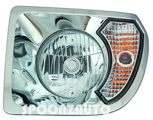 2002-2018 Freightliner 108SD Commercial Truck OE Style Headlight - LEFT