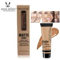 Miss Rose Fond de teint liquide Maquillage