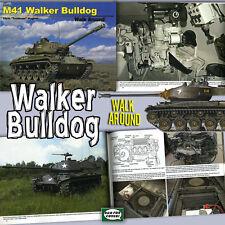 M41 Walker Bulldog Tank Walk Around (Squadron Signal 27024)