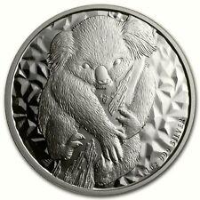 Koala 2007 Australien 1$ 1 Unze Silber - der Erste! Fabulous 12 Kapsel - selten!