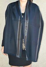 NEW LV Wool Messager Damier Géant Scarf 100% Authentic M72684 Louis Vuitton
