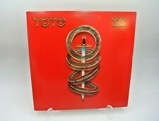 TOTO IV 1982 Vinyl LP Columbia FC 37728 Stereo