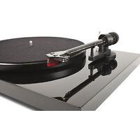 PRO-JECT DEBUT CARBON DC GIRADISCHI CON TESTINA ORTOFON 2M RED PIANO BLACK