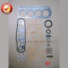 4Y 4YEC Engine complete Full gasket set kit for Toyota Hilux/Liteace/DYNA 200/St