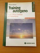 psicologia LINDEMANN 2003 TECNICHE NUOVE Training Autogeno