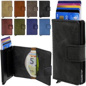 Figuretta Aluminium Purse Credit Card Case Money Pouch Purse