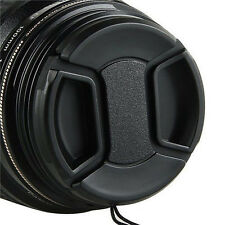 58mm Front Lens Cap Hood Cover Snap-on for Nikon Canon Tamron Tokina Sigma ap