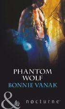 Phantom Wolf By Bonnie Vanak