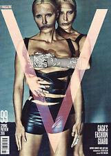 V Magazine #99 LADY GAGA Daphne Guinness MOLLY BLAIR Cierra Skye A McQUEEN @New@