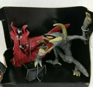 Spawn & Violator 1994 Special Limited Run Numbered Box Set Collectible Figures