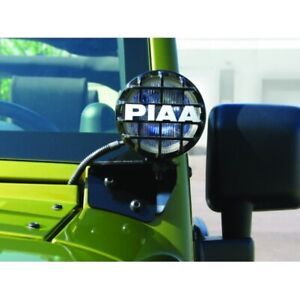 PIAA 30110 Flood Light Pillar Mount Bracket Kit NEW