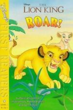 Roar!: A Story from Disney's the Lion King (Disney First Readers-Level 1)