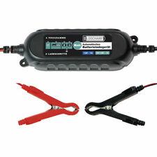 LODCHAMP 6V/12V-1A Batterieladegerät mit Erhaltungsladegerät  KFZ Auto LKW