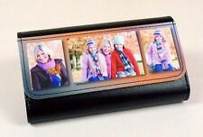 Personalised Leather Glasses Case Printed  With Your Own Photo, Text & Logo