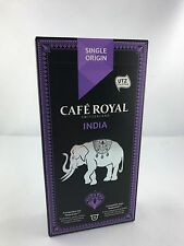 10 Cafe Royal Kapseln für Nespresso Single Origin India 16 Sorten 6,38€/100gr.