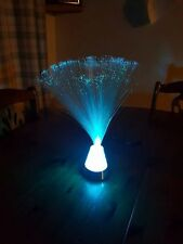 Switch Adapted Toy - Blue Fibre Optic Lamp