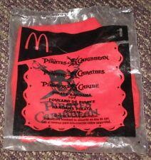 2006 Pirates of the Caribbean McDonalds Happy Meal Toy - Bandana #1